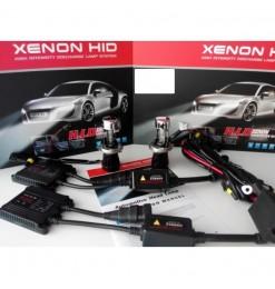 GRC XENON SLIM Η4 H/L ΚΙΤ(H4 H/L Moving) Δύο σκάλες Με κινούμενη λάμπα για μικρή και μεγάλη σκάλα