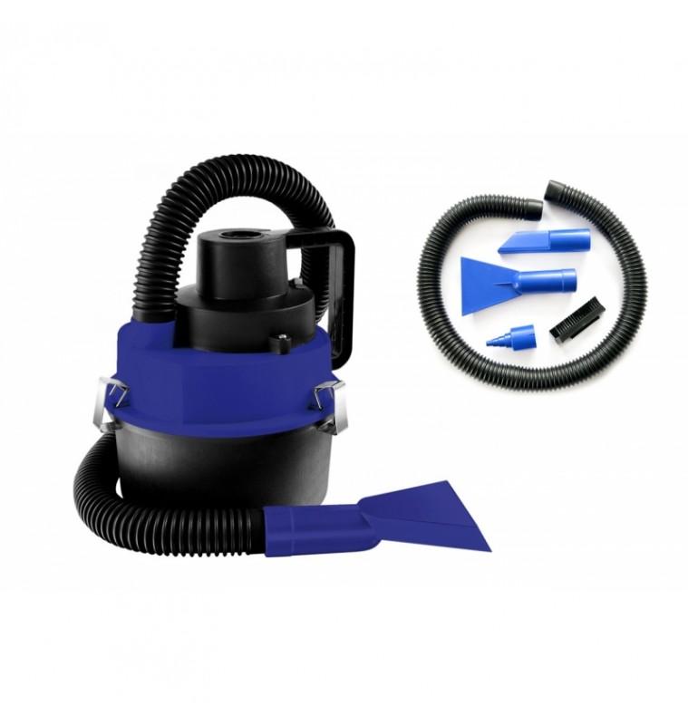 Ηλεκτρική Σκούπα Αυτοκινήτου Βαρέλα 12 Volt 150 Watt