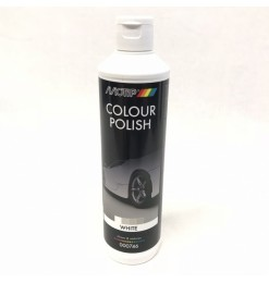 Αλοιφή Motip Color Polish White 000746