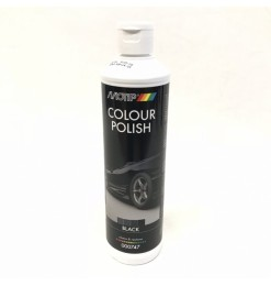 Αλοιφή Motip Color Polish Black 000747