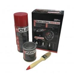 Brake Caliper Paint Kit Racesport Σετ Βαφής Φρένων 3 Τεμαχίων Κόκκινο