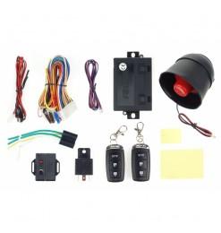Συναγερμός Αυτοκινήτου με remote control και κραδασμικό CΑ14 Αmio 01678