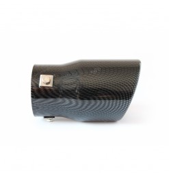Universal Εξάτμιση Μπούκα Carbon Αmio ΜΤ007C 01117