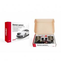 Xenon kit type S1068 Canbus H7M με μεταλλική βάση 6000K Amio 01910