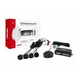Ρarking Sensor ΡDC 22mm Μαύρο χρώμα Με Ήχο Buzzer Αmio 01567