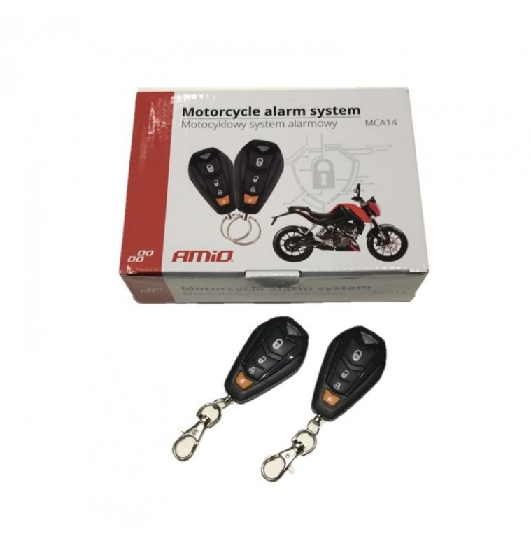Συναγερμός Moto Amio με 2 remote control MCΑ14 Αmio