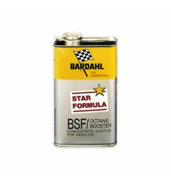 Bardahl BSF Octane Booster 1 L (Ειδικό Προσθετικό Βενζίνης Για Αγωνιστική Χρήση)
