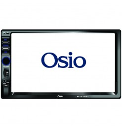 OSIO ACO-7700 ΗΧΟΣΥΣΤΗΜΑ ΑΥΤΟΚΙΝΗΤΟΥ 2 DIN ΜΕ BLUETOOTH, MIRRORLINK, USB, SD, AUX, 7″