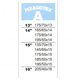 ΧΙΟΝΟΚΟΥΒΕΡΤΑ FIX&GO TEX (A) - 13161