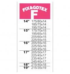 ΧΙΟΝΟΚΟΥΒΕΡΤΑ FIX&GO TEX (F) - 13166