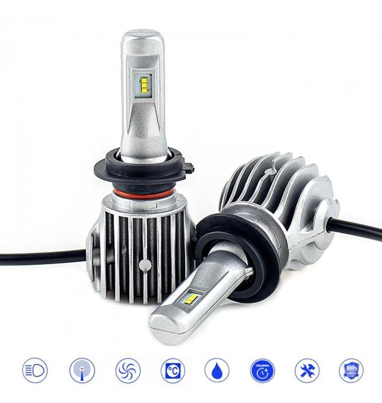 ΣΥΣΤΗΜΑ LED D6 H7 - 14387