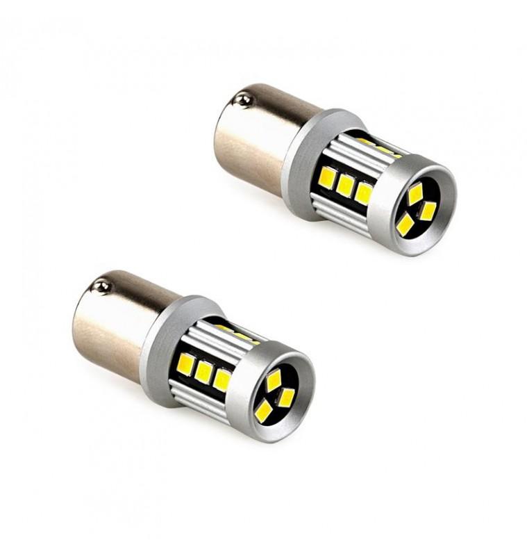 ΛΑΜΠΕΣ LED BA15S 15X3030SMD 12-24V - 14388
