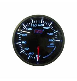 Όργανο Θερμοκρασίας Λαδιού Auto Gauge 60MM Smoke Gauge Series Super White