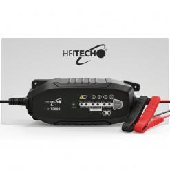 Heitech 09001557 (HT3800) Αυτόματος φορτιστής μπαταρίας αυτοκινήτου 3.8 A