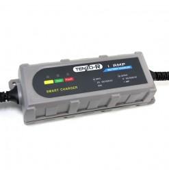 Φορτιστής Μπαταρίας / Συντηρητής Με Ενδεικτικές Λυχνίες LED 12 Volt 6-100AH Tenzo-R