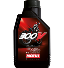 300V Factory Line Off Road 15W60