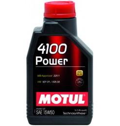 4100 Power 15W-50