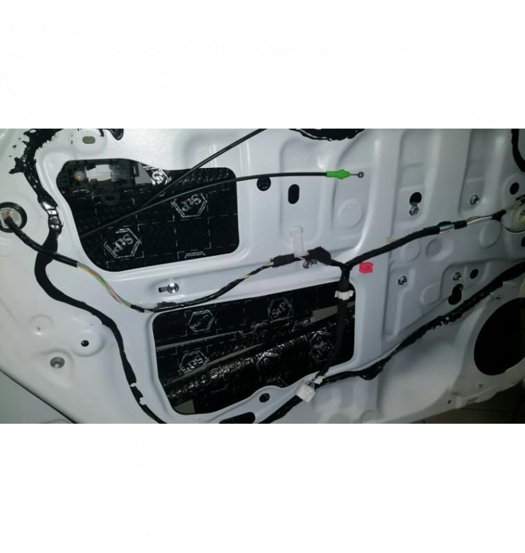 Ηχομονωτικό Aero Alum DL 446816STP