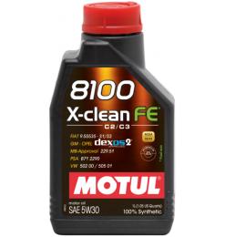 8100 X-clean FE 5W-30 1L