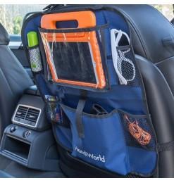 ORGANIZER ΠΛΑΤΗΣ ΚΑΘΙΣΜΑΤΟΣ CAR BACK SEAT ORGANIZER (52 x 44,5 cm )