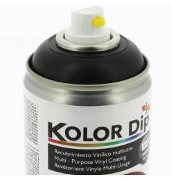 Επικάλυψη Βινυλίου Μεταλλικό Μαύρο KOLOR Dip 400 ML