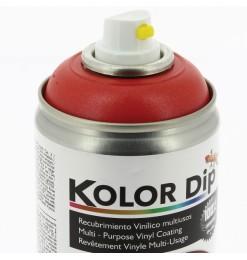 Επικάλυψη Βινυλίου Μεταλλικό Κόκκινο KOLOR Dip 400 ML