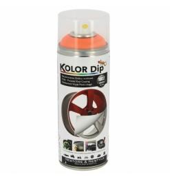 Επικάλυψη Βινυλίου Πορτοκαλί KOLOR Dip 400 ML