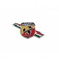 Αυτοκόλλητο Σήμα Abarth '' Italian Scorpion'' Fiat