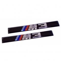 Αυτοκόλλητο BMW M3 11x1.5 cm Ζευγάρι