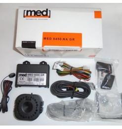 Αντικλεπτικό σύστημα MED 6450 με τηλεχειριστήρεια