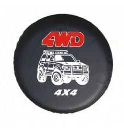ΚΑΛΥΜΜΑ ΡΕΖΕΡΒΑΣ 4WD 15''