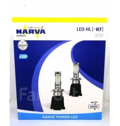 λαμπτήρες LED NARVA Power Range  Η7 16w