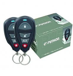 Σύστημα ασφαλείας Python με δύο χειριστήρια με 4-button.  PYTHON 3105P