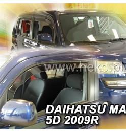 Heko DAIHATSU MATERIA 5D 2006> - ΖΕΥΓΑΡΙ ΑΝΕΜΟΘΡΑΥΣΤΕΣ HEKO (2 ΤΕΜ.)