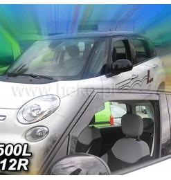 Heko FIAT 500 L 5D 2012> - ΖΕΥΓΑΡΙ ΑΝΕΜΟΘΡΑΥΣΤΕΣ HEKO (2 ΤΕΜ.)