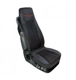 Κάλυμμα Καθίσματος Φορτηγού LUANA κόκκινη ραφή