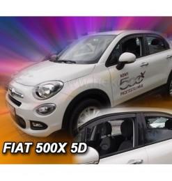 Heko FIAT 500X 5D 2015 - ΣΕΤ ΑΝΕΜΟΘΡΑΥΣΤΕΣ HEKO (4 ΤΕΜ.)