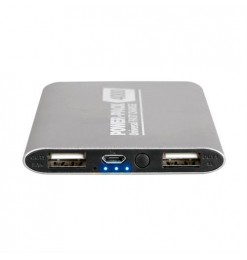 Lampa ΑΥΤΟΝΟΜΟΣ ΦΟΡΤΙΣΤΗΣ ΜΠΑΤΑΡΙΑΣ USB>MICRO USB ΑΣΗΜΙ