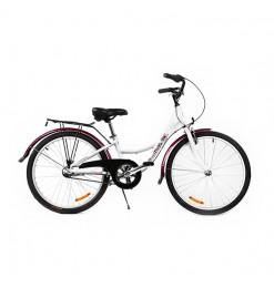 Passati Ποδήλατο SKYRIDE 24 Nexus3 Λευκό