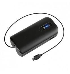 Lampa ΑΥΤΟΝΟΜΟΣ ΦΟΡΤΙΣΤΗΣ ΜΠΑΤΑΡΙΑΣ 1USB+1MICRO USB 5200mAh POWER PACK 5200 FAST CHARGE