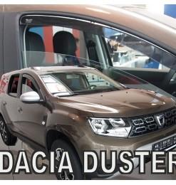 Heko DACIA DUSTER II 5D 2018> - ΖΕΥΓΑΡΙ ΑΝΕΜΟΘΡΑΥΣΤΕΣ HEKO (2 ΤΕΜ.)