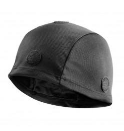 ΦΑΛΑΠΑ/ΣΚΟΥΦΑΚΙ ΕΣΩΤΕΡΙΚΟ ΚΡΑΝΟΥΣ HEAD-CAP ΜΕ 5 VELCRO (ΜΑΥΡΟ/ΠΟΛΥΕΣΤΕΡΑΣ/ONE SIZE) - 1 ΤΕΜ.