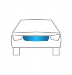 OPEL  VIVARO 2 2014> ΚΑΛΥΜΜΑ ΨΥΓΕΙΟΥ ΧΕΙΜΩΝΑ ΑΠΟ ΕΥΚΑΜΠΤΟ ΦΙΜΕ ΠΛΑΣΤΙΚΟ HEKO - 1 ΤΕΜ.