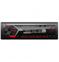 ΡΑΔΙΟ FM/USB/SD/MP3/BLUETHOOTH 4x45W GEAR ΜΕ REMOTE CONTROL (ΚΟΚΚΙΝΟΣ ΦΩΤΙΣΜΟΣ)