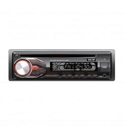 ΡΑΔΙΟ CD/FM/USB/SD/MP3 4x60W GEAR ΜΕ REMOTE CONTROL (ΚΟΚΚΙΝΟΣ ΦΩΤΙΣΜΟΣ)