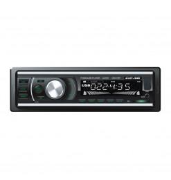 GEAR Automotive Equipment ΡΑΔΙΟ FM/USB/SD/MP3 4x45W GEAR ΜΕ REMOTE CONTROL (ΠΡΑΣΙΝΟΣ ΦΩΤΙΣΜΟΣ)