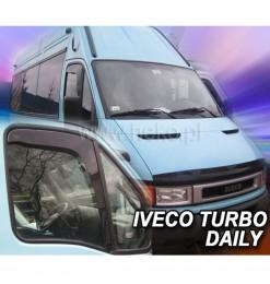 IVECO TURBO DAILY IV / V 35C / 35S / 50C / 60C / 65C 2000> ΖΕΥΓΑΡΙ ΑΝΕΜΟΘΡΑΥΣΤΕΣ ΦΟΡΤΗΓΟΥ ΑΠΟ ΕΥΚΑΜΠΤΟ ΦΙΜΕ ΠΛΑΣΤΙΚΟ HEKO - 2 ΤΕΜ.