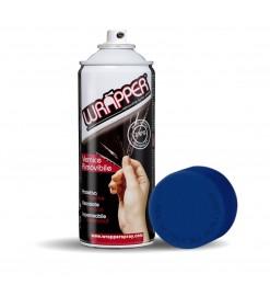 ΠΡΟΣΤΑΤΕΥΤΙΚΟ ΦΙΛΜ ΣΕ ΣΠΡΕΙ WRAPPER METALLIC BLUE 400 ml (ΜΠΛΕ ΜΕΤΑΛΛΙΖΕ)