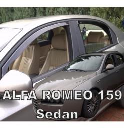 Heko ALFA ROMEO 159 4D SEDAN 2005>2011 - ΣΕΤ ΑΝΕΜΟΘΡΑΥΣΤΕΣ HEKO (4 ΤΕΜ.)