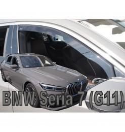 BMW 7 G11 4D 2015> ΖΕΥΓΑΡΙ ΑΝΕΜΟΘΡΑΥΣΤΕΣ ΑΠΟ ΕΥΚΑΜΠΤΟ ΦΙΜΕ ΠΛΑΣΤΙΚΟ HEKO - 2 ΤΕΜ.